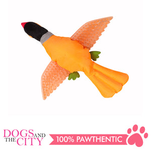 Pawise 15111 Funky Wing Plush Pet Toy 25.5cm - All Goodies for Your Pet
