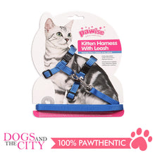 Load image into Gallery viewer, Pawise 28005 Kitten Harness  (22-35/30-52cm) w/1.2cm Leash Large - All Goodies for Your Pet