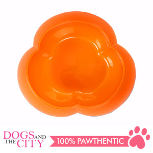Pawise 28035 Flower Cat Bowl 200ml - All Goodies for Your Pet