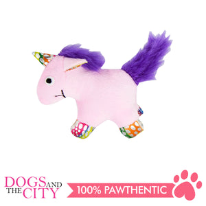 Pawise 28071 Cat Toy Unicorn with Catnip - All Goodies for Your Pet