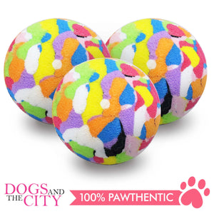 Pawise 28102 Cat Toy Colorful Balls(3 pieces) - All Goodies for Your Pet