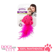 Load image into Gallery viewer, Pawise 28123 Cat Toy Wool Mice - All Goodies for Your Pet