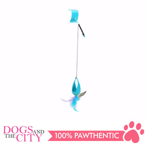 Pawise 28187 Cat Toy Treat Teaser - All Goodies for Your Pet