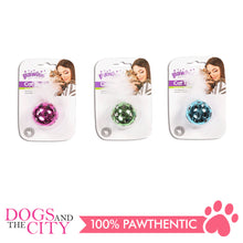 Load image into Gallery viewer, Pawise 28209 Cat Toy Metallic Ball 5cm - All Goodies for Your Pet
