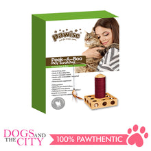 Load image into Gallery viewer, Pawise 28460 Peek-a-boo play scratcher 22.5x22.5x46cm - All Goodies for Your Pet