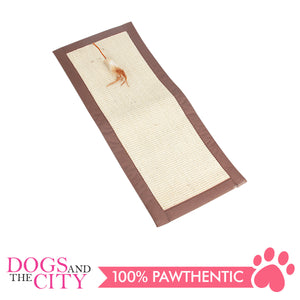 Pawise 28468 Cat Sisal Scratch Play -75 x 30cm - All Goodies for Your Pet