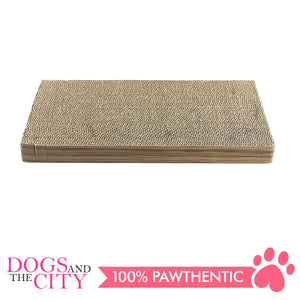 Pawise 28498 Cord/Carpet Scratcher for Cat 44x24cm - All Goodies for Your Pet