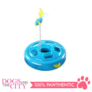 Pawise 28504 Cat Toy Kitty Roundabout 26cm - All Goodies for Your Pet