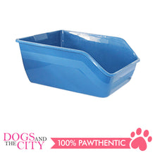 Load image into Gallery viewer, Pawise 28936 Cat High-back Litter Pan White 61x45x25cm - All Goodies for Your Pet