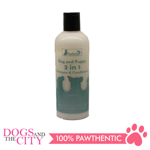 Pawfection 2in1 Dog and Puppy Shampoo and Conditioner Oatmeal 500ml - All Goodies for Your Pet
