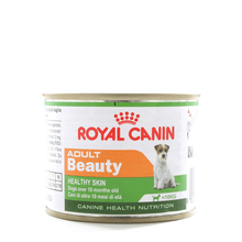 Load image into Gallery viewer, Royal Canin MINI BEAUTY Wet Adult Dog Food Cans 195G (3 cans) - All Goodies for Your Pet