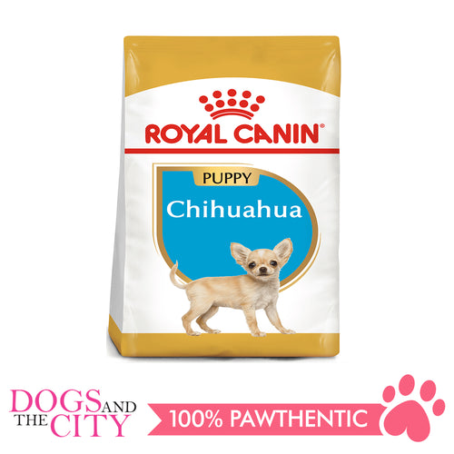 Royal Canin Chihuahua Puppy 1.5kg - All Goodies for Your Pet