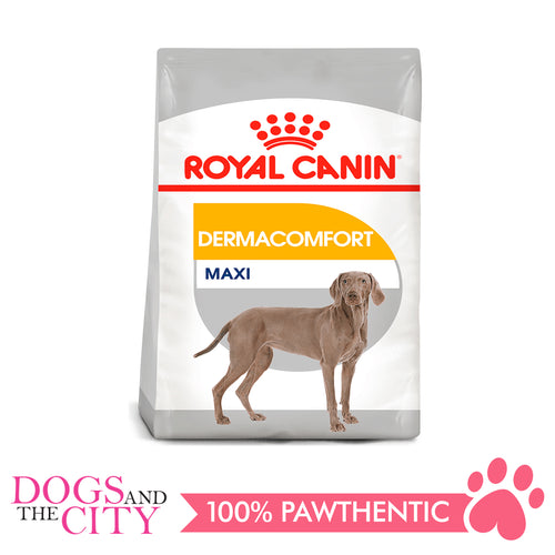 Royal Canin Dermacomfort Maxi 3kg - Dogs And The City Online