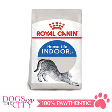 Load image into Gallery viewer, Royal Canin Feline Indoor 27 Cat Dry Food (2kg) - Dogs And The City Online