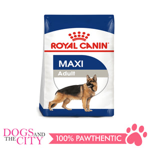 Royal Canin Maxi Adult 15kg - All Goodies for Your Pet