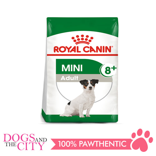 Royal Canin Mini Mature ADULT 8+ 2KG - Dogs And The City Online