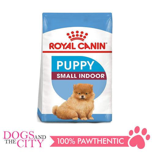 Royal Canin Mini Indoor Puppy 1.5kg - All Goodies for Your Pet