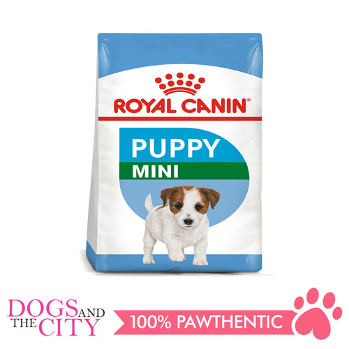 Royal Canin Mini Puppy 2KG - Dogs And The City Online
