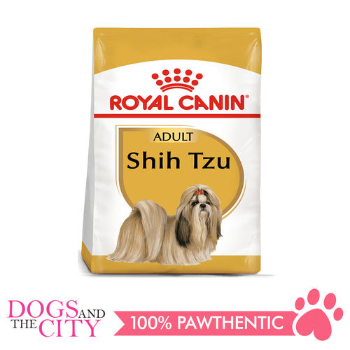 Royal Canin Shih Tzu Adult 1.5kg - Dogs And The City Online
