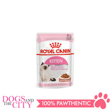 Load image into Gallery viewer, Royal Canin KITTEN INSTINCTIVE in Jelly Cat Food 85G (12 pcs) - All Goodies for Your Pet