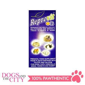 Reprovit OB Multivitamins  120mL - All Goodies for Your Pet