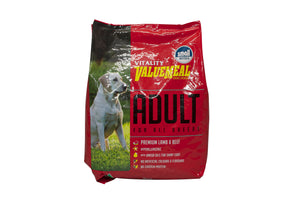 Vitality Value Meal Dog Food (Adult) 3Kg - All Goodies for Your Pet