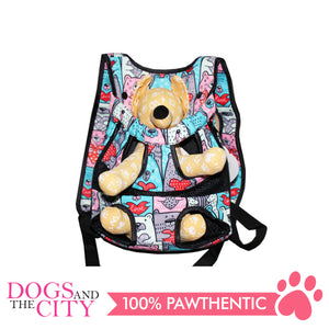 JX Pet Front Backpack Small 22X29cm
