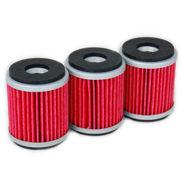 Oil Filter SNO60017 3 Pack