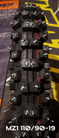 Black Ice Carbide Tire Studs Installation