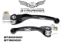 STRONGER Honda CR125/250 Brake and Clutch Levers