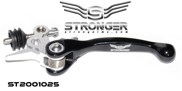 STRONGER Husqvarna TC65 Brake and Clutch Levers