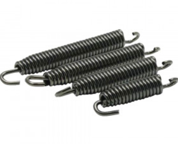 Exhaust Springs 57, 60, 63, 67, 75, 83, 90, 100mm PC-6009 57-100