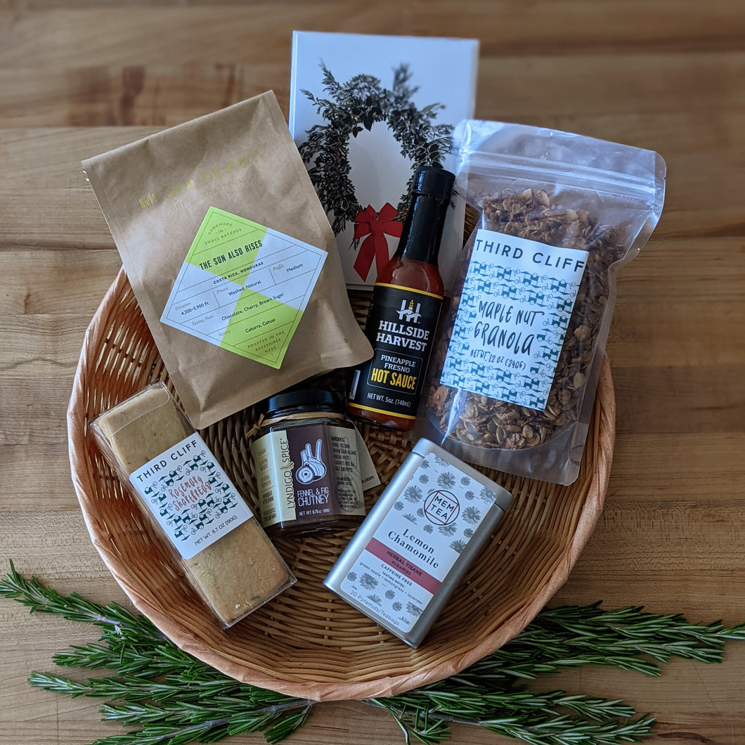 Small Business Sampler Gift Box (Pick-Up in Store)