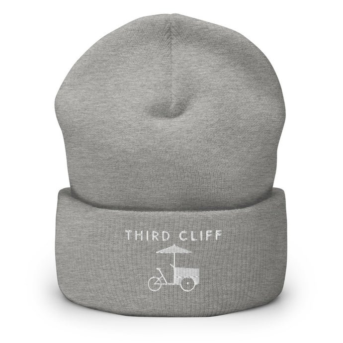 Third Cliff Cuffed Beanie