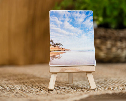 Mini Canvas with Easel - Home Beautiful