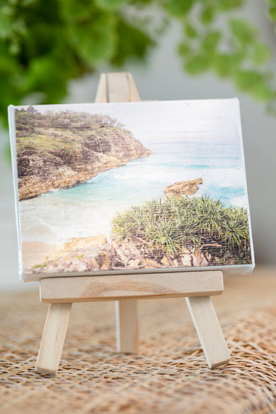 Mini Canvas with Easel - South Gorge
