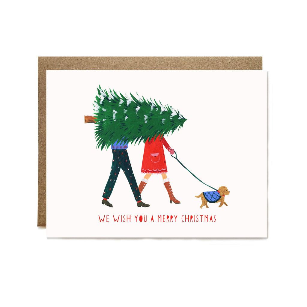 christmas-card-stationery