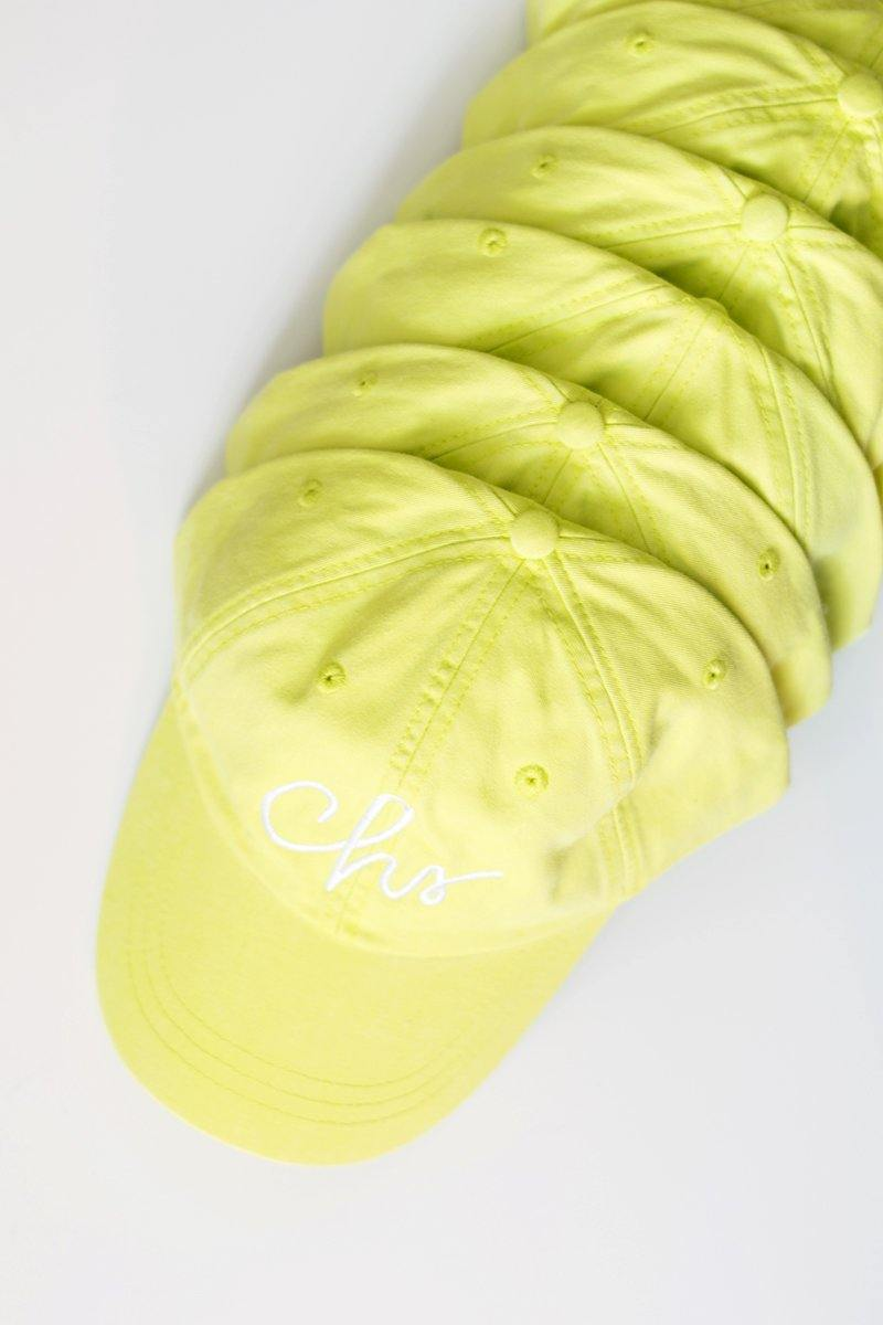 neon-yellow-chs-hat