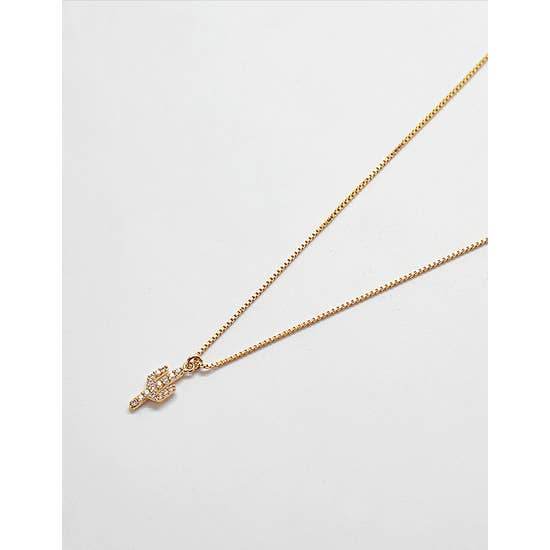 gold-cactus-pave-necklace
