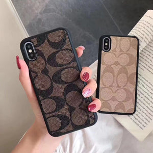 Coach iPhone 11 Cases