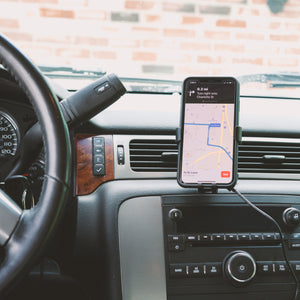Lux Cobra - Wireless Charging Car Mount