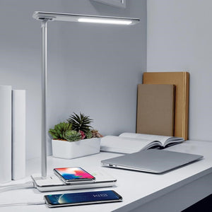 LuxLamp™ - LED Wireless Charging Lamp