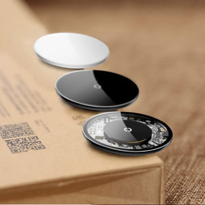 LuxTitan™ - The Sleekest Wireless Charging Pad