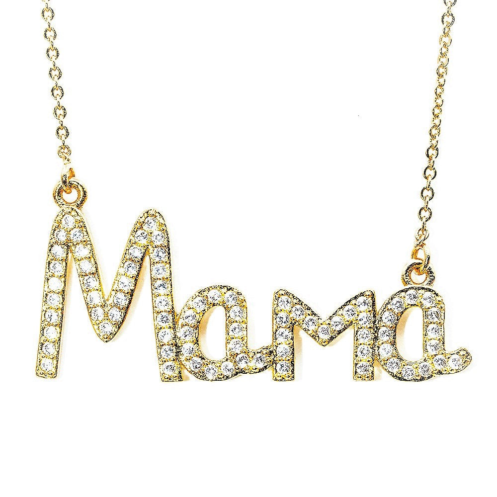 NECKLACE N-111 - BLING MAMA - BohoBlingCo