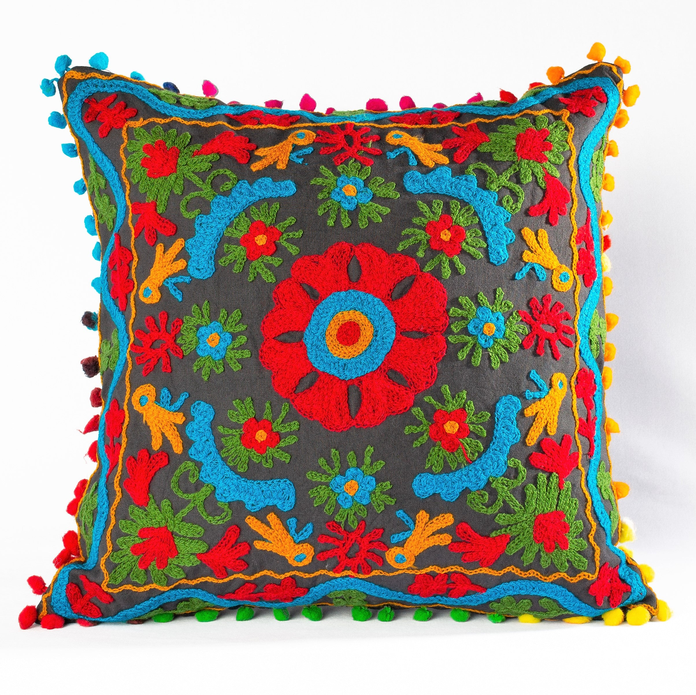 CUSHION COVER P-236 - BohoBlingCo