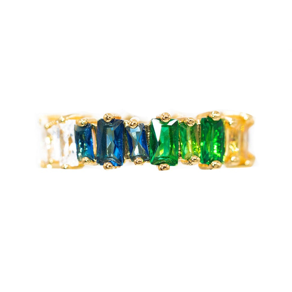 RING - RAINBOw bling - BohoBlingCo