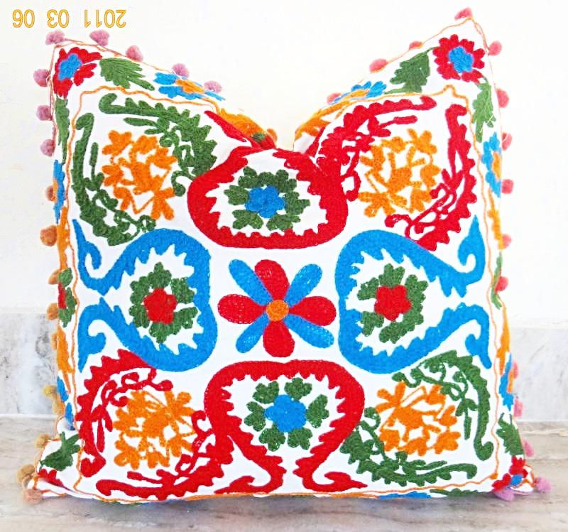 CUSHION COVER P-235 - BohoBlingCo