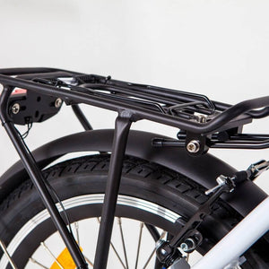 Green Bike USA GB500 Foldable Cruiser Electric Bike Pannier Rack