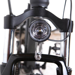 "Nakto 20"" Mini Cruiser Fat Tire Electric Bike Headlight"
