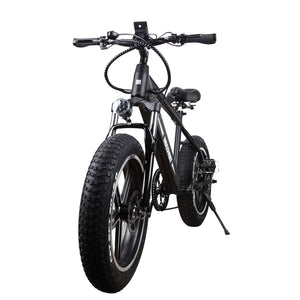 "Nakto Discovery 20"" Fat Tire Electric Bike"